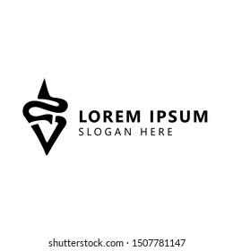 Lorem Ipsum logo design creative