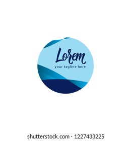 Lorem Logo Vector Template Design Illustration