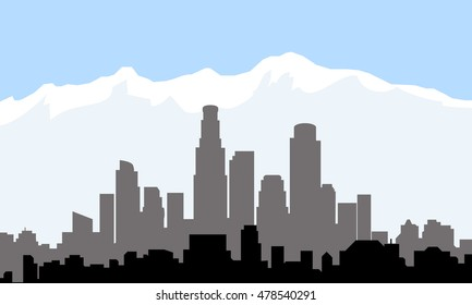 Los Angeles- Vector