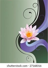 lotus background