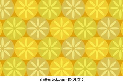 lotus background pattern