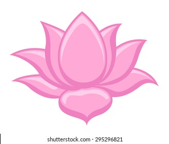 Lotus Flower Cartoon Images Stock Photos Vectors Shutterstock