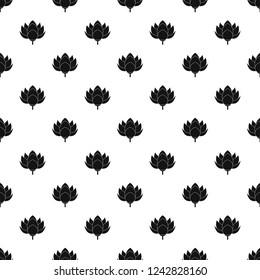 Lotus Flower Pattern Images, Stock Photos & Vectors