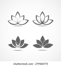 Lotus flower sign