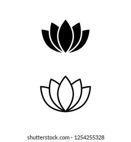 Lotus icon or Harmony icon