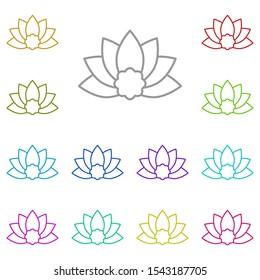 1000 Lotus Flower Outline Stock Images Photos Vectors