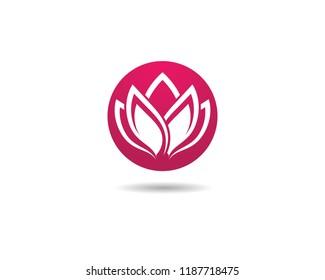 Lotus symbol illustrationv