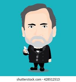Louis Pasteur Character
