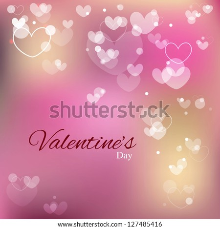 Love background valentines day special greetings stock vector love background valentines day special greetings cover design m4hsunfo