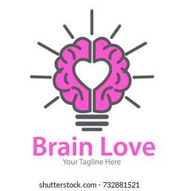 love brain logo