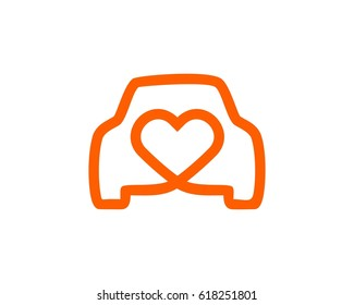 Love Car logo