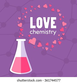 Royalty Free Love Chemistry Images Stock Photos Vectors