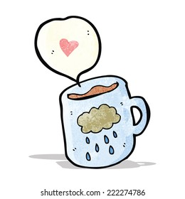 i love coffee cartoon