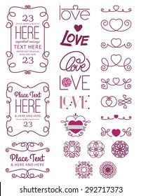 Love Design Elements Two