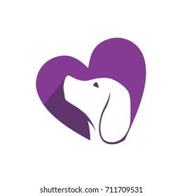 love dog care logo