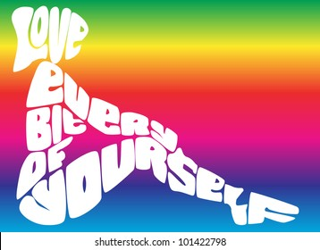Love Every Bit of Yourself- Positive Reinforcement