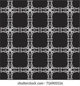 love grid white