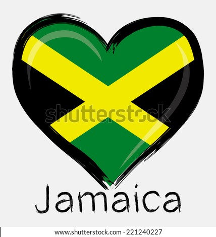 love grunge of Jamaica
