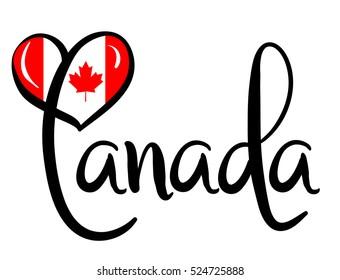 I Love (Heart) Canada