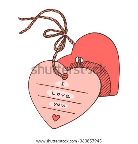 Love letter form