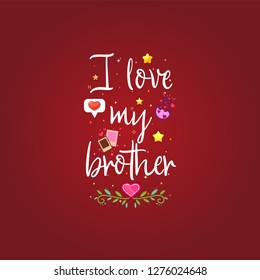 Royalty Free My Brother Images Stock Photos Vectors Shutterstock