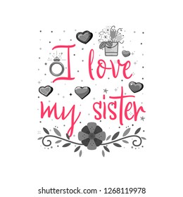 Royalty Free My Sister Stock Images Photos Vectors Shutterstock