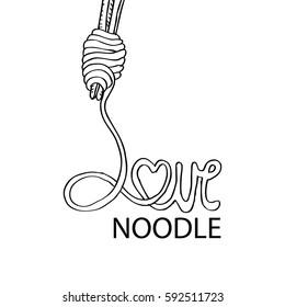 Love noodle.