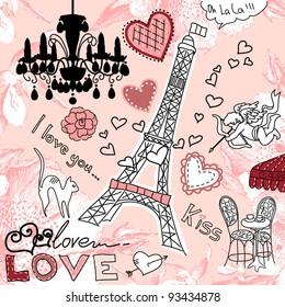 Cute Paris France Images, Stock Photos u0026 Vectors  Shutterstock
