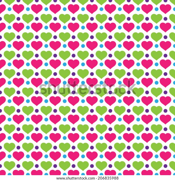 love polkadot background pattern stock vector royalty free 206835988 https www shutterstock com image vector love polkadot background pattern 206835988
