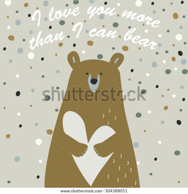 graphic regarding I Love You Card Printable referred to as Enjoy Printable Adorable Undertake Trying to keep Middle Inventory Vector (Royalty