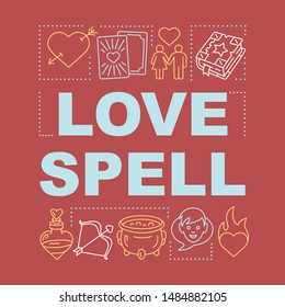 Love Spell Images, Stock Photos & Vectors | Shutterstock