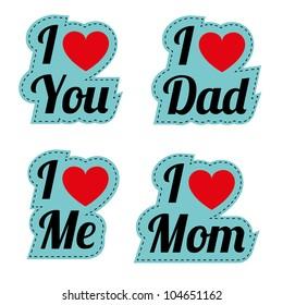 I love stickers