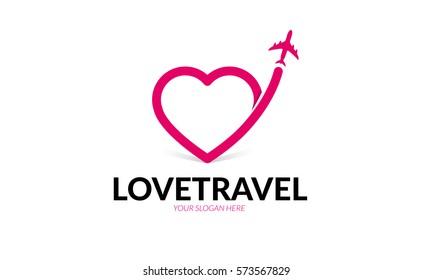 Love Travel Logo