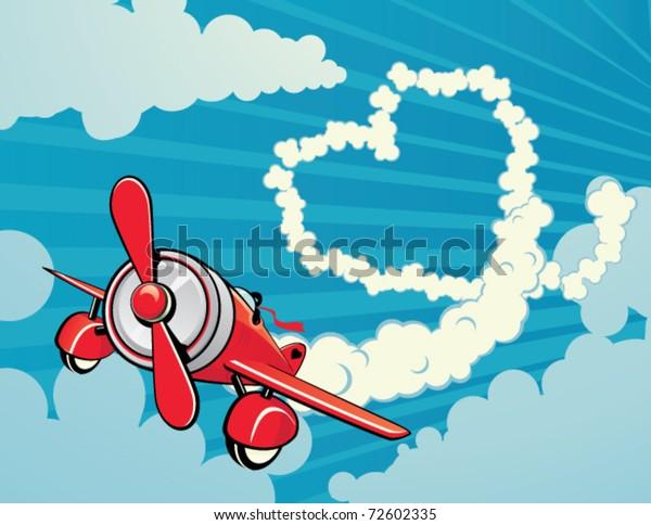 Love Written in the Sky