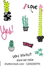 love you cactus