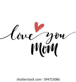 love you mom card hand 260nw 394715086