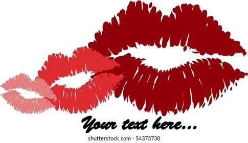Lovely Lips Kisses