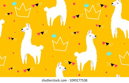 Yellow Llama Images Stock Photos Vectors
