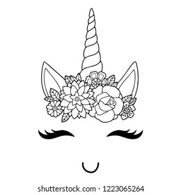 Horn Coloring Page - Ultra Coloring Pages | 280x260
