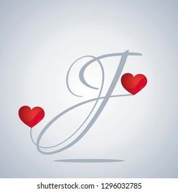 J Heart High Res Stock Images Shutterstock