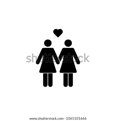 Lesbian couple web for