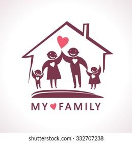 loving my family in home