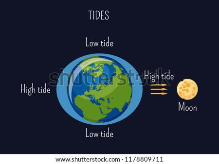 High Tide Low Tide Diagram Electrical Wiring Diagrams