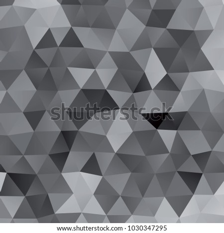 low poly mosaic background template design stock vector royalty