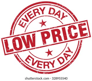 low price stamp