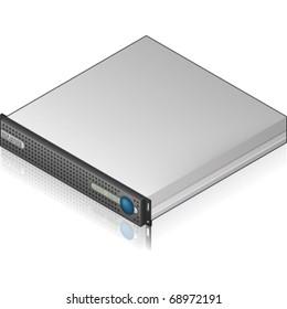 Low Profile Server Unit