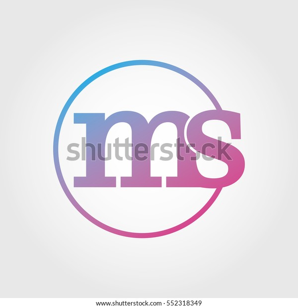 lowercase ms ring circle logotype pink stock vector royalty free 552318349 https www shutterstock com image vector lowercase ms ring circle logotype pink 552318349
