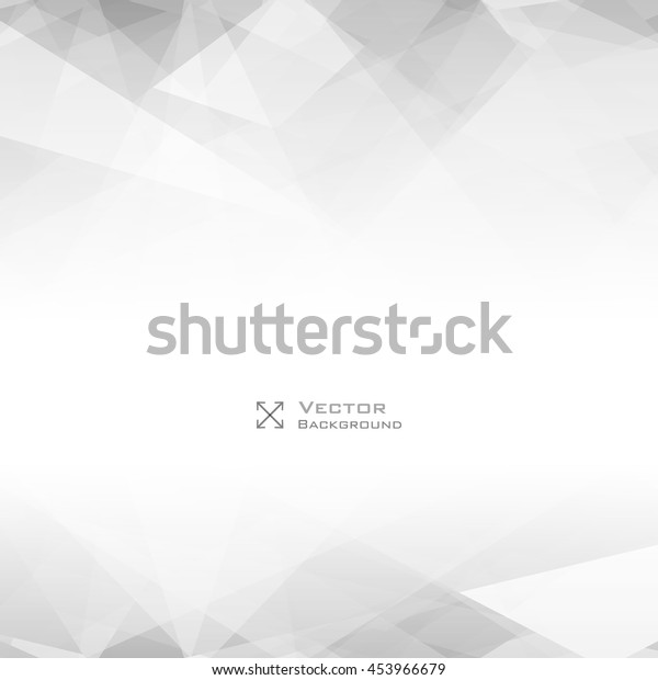 lowpoly trendy background copyspace vector illustration