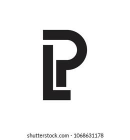 LP letter logo