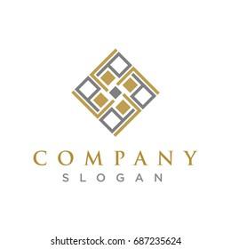 LP logo icon, Luxury Symbols